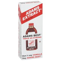 Adams Vanilla Extract