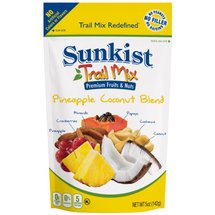 Sunkist Pineapple Coconut Blend Trail Mix