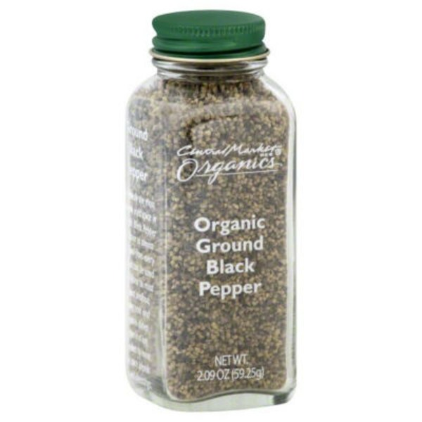 Central Market Organic Ground Black Pepper