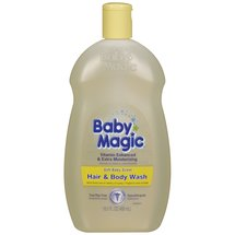Baby Magic Soft Baby Scent Hair & Body Wash