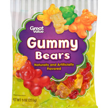 Great Value Gummy Bears