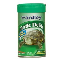 Wardley Turtle Delight Reptile Food