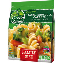 Green Giant Pasta Side Dish w/Broccoli/Carrots & Cheese Sauce