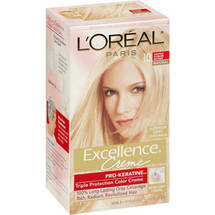L'Oreal Excellence Creme Lightest Ultimate Blonde Natural 10 Hair Color