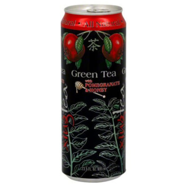 XINGtea Green Tea Pomegranate & Honey