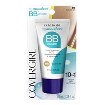 CoverGirl Smoothers Spf 15 Tinted Moisturizer BB Cream Medium to Dark 815