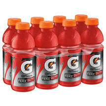 Gatorade Thirst Quencher X-Factor Fruit Punch+Berry Sports Drink 8 Ct/160 Fl Oz