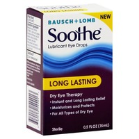 Bausch & Lomb Soothe Lubricant Eye Drops Long Lasting