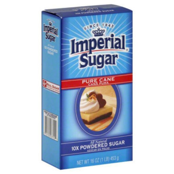 Imperial Pure Cane 10X Powdered Sugar
