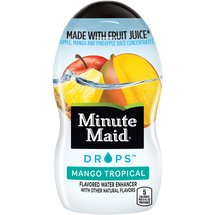 Minute Maid Drops Mango Tropical Flavored Water Enhancer