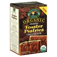Nature's Path Organic Toaster Pastries Frosted Lotta Chocolotta - 6 CT