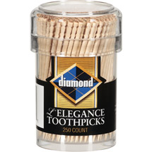 Diamond L'Elegance Toothpicks