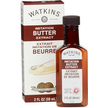 Watkins Imitation Butter Extract