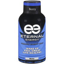 Eternal Energy Berry Premium Energy Shot