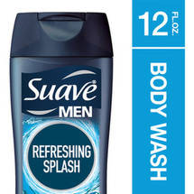 Suave Refreshing Body Wash For Men