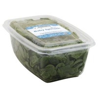 Central Market Organics Baby Spinach