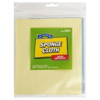 Hill Country Fare Super Absorbent Sponge Cloths 7