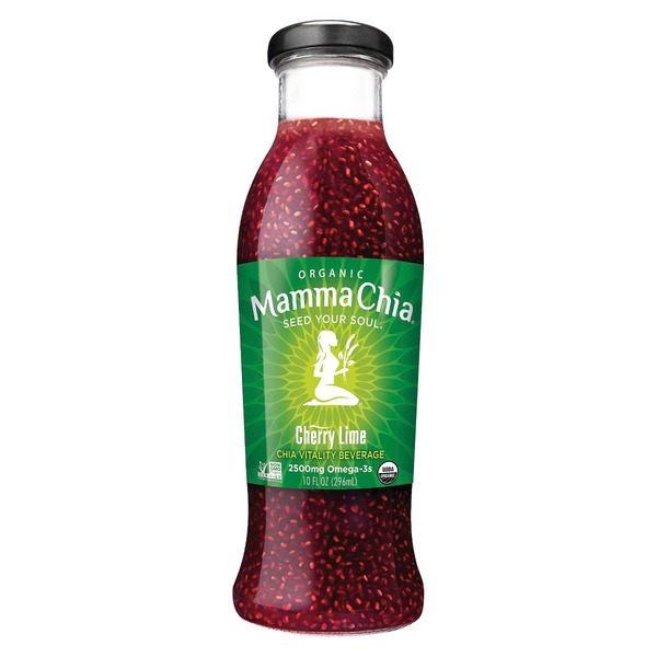 Mamma Chia Cherry Lime Vitality Beverage