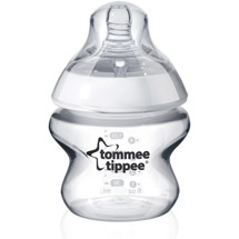 Tommee Tippee Closer to Nature 5-Ounce Baby Bottle BPA-Free