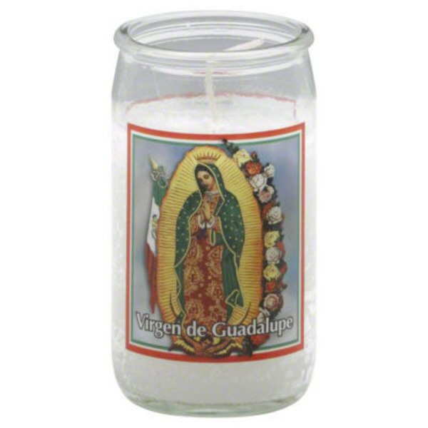 Reed Candle Company Virgen de Guadalupe Candle