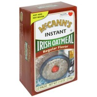 McCann's Regular Instant Irish Oatmeal