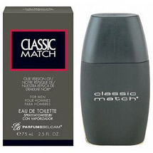Parfums Belcam Classic Match Version of Drakkar Noir Eau de Toilette Spray