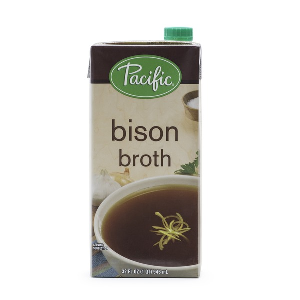 Pacific Foods Bison Broth