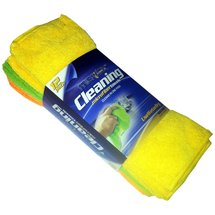 Microtex Microfiber Cleaning Towels