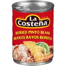La Costena Refried Pinto Beans