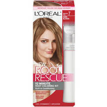 L'Oreal Root Rescue Root Coloring Kit #7 Dark Blonde
