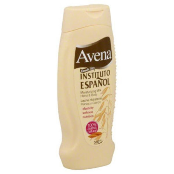 Avena Hand & Body Moisturizing Milk Lotion