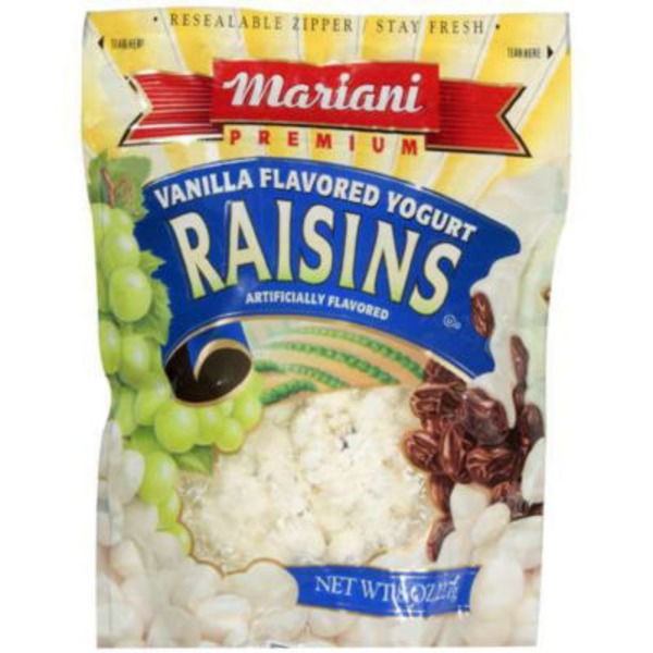 Mariani Yogurt Raisins