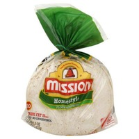 Mission Flour Homestyle Tortillas