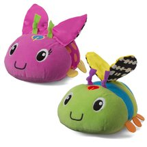 Infantino Musical Mover and Shaker Bugs Assortment