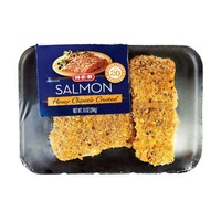H-E-B Honey Chipotle Crusted Salmon Fillets