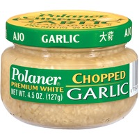 Polaner Chopped Premium White Garlic