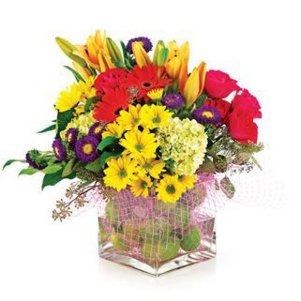 Flowers By Design Standard Botanical Twist