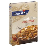 High Fiber Medley Cranberry Cereal