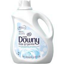 Downy Ultra Free & Sensitive Liquid Fabric Softener 105 Loads