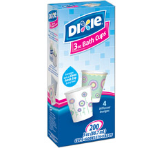 Dixie Bath Cups