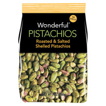 Wonderful Pistachios Roasted & Salted Shelled Pistachios