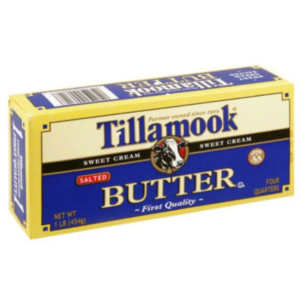 Tillamook Sweet Cream Salted Butter