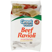 Great Value Beef Ravioli