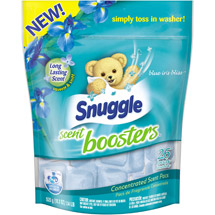 Snuggle Scent Boosters Blue Iris Bliss Concentrated Scent Pacs