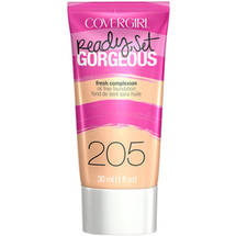 CoverGirl Ready Set Gorgeous Liquid Makeup Foundation Natural Beige