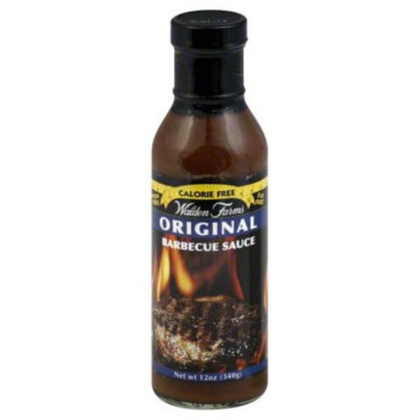 Walden Farms Barbecue Sauce Original Calorie Free