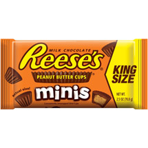 Reese's Peanut Butter Cups Mini Candy Pieces
