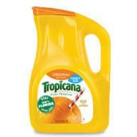 Tropicana Pure Premium Original No Pulp Orange Juice