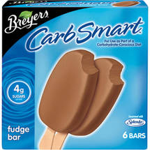 Breyers Carb Smart Fudge Bars