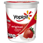 Yoplait Creamy Strawberry Grande Yogurt